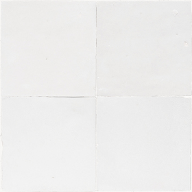 Zellige Blanc 5x5cm