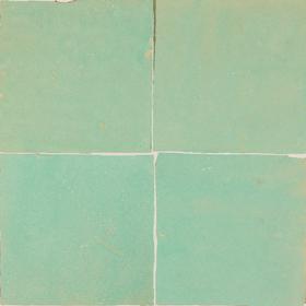 Zellige Turquoise 5x5cm