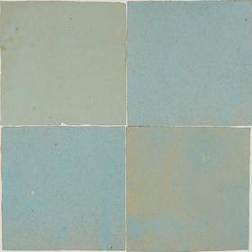 Zellige Bleu Lumiere 5x5cm