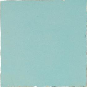 Zellige Bleu Ciel Mat 10x10cm