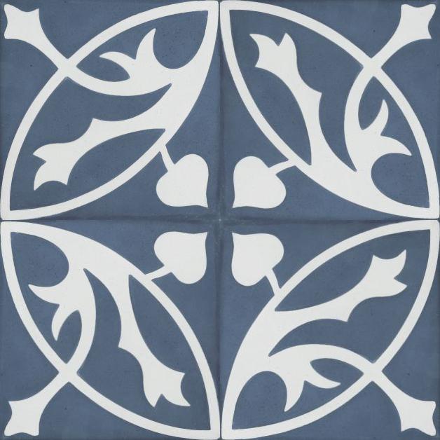 VN Oval Azule SMB - Płytki 20x20