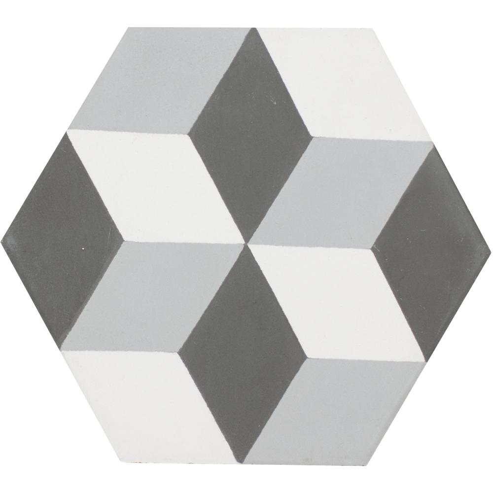 VN Hexagone Escher Quarto S800 - Hexagonalne