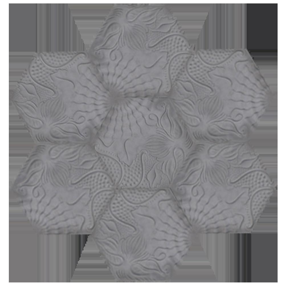 VN Barcelona S7039 - Hexagonalne