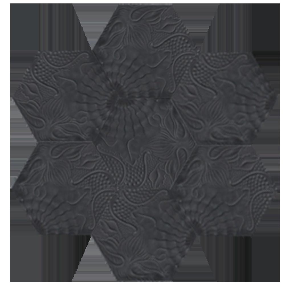 VN Barcelona S800 - Hexagonalne