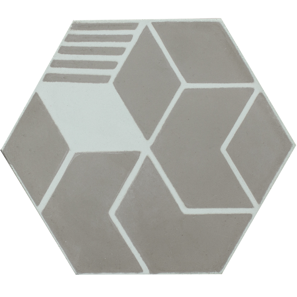 VN Hexagone Meta Mint - Hexagonalne