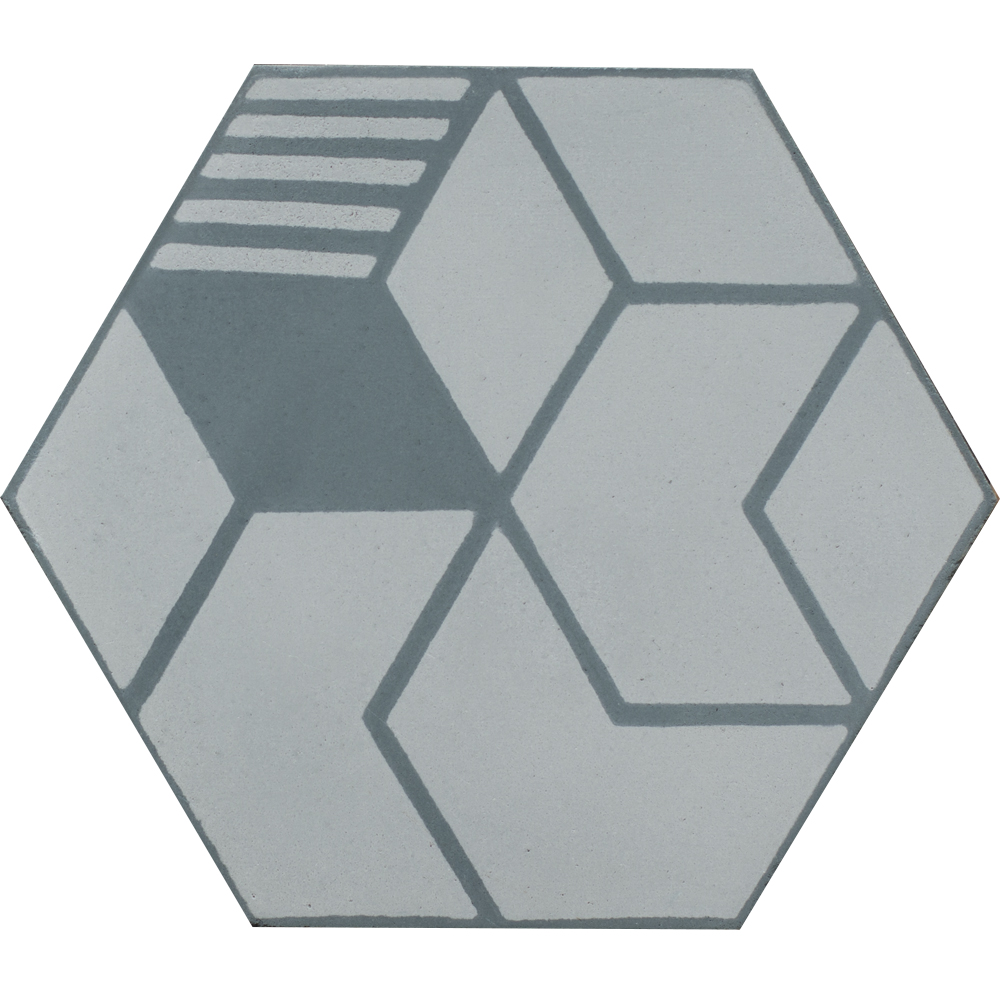 VN Hexagone Meta Steel - Hexagonalne
