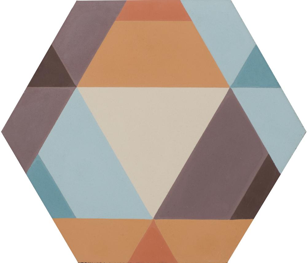 VN Hexagone Tranca S2.4 - Hexagonalne