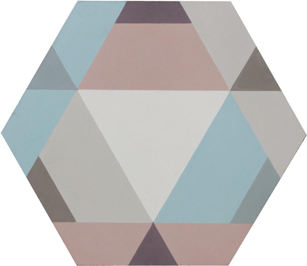 VN Hexagone Tranca SPK - Hexagonalne