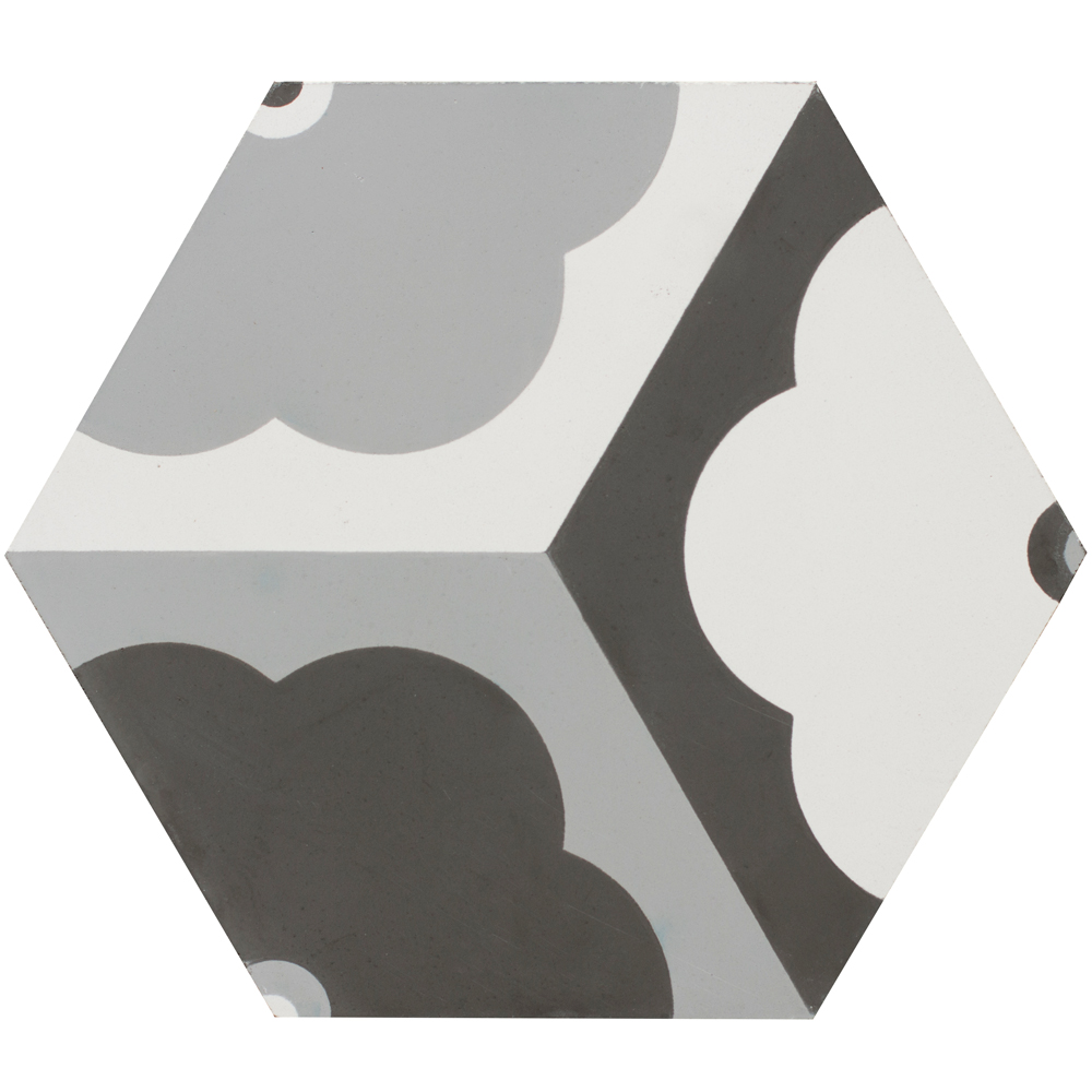 VN Hexagone Flor S800 - Hexagonalne