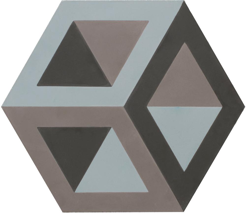 VN Hexagone Cubo S7.6 - Hexagonalne