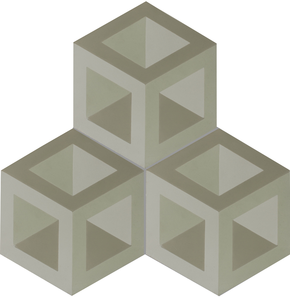 VN Hexagone Cubo S7.15 - Hexagonalne