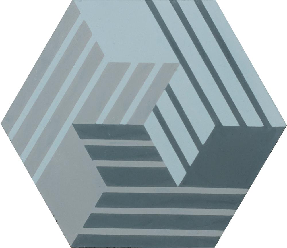 VN Hexagone Continuo S36 - Hexagonalne