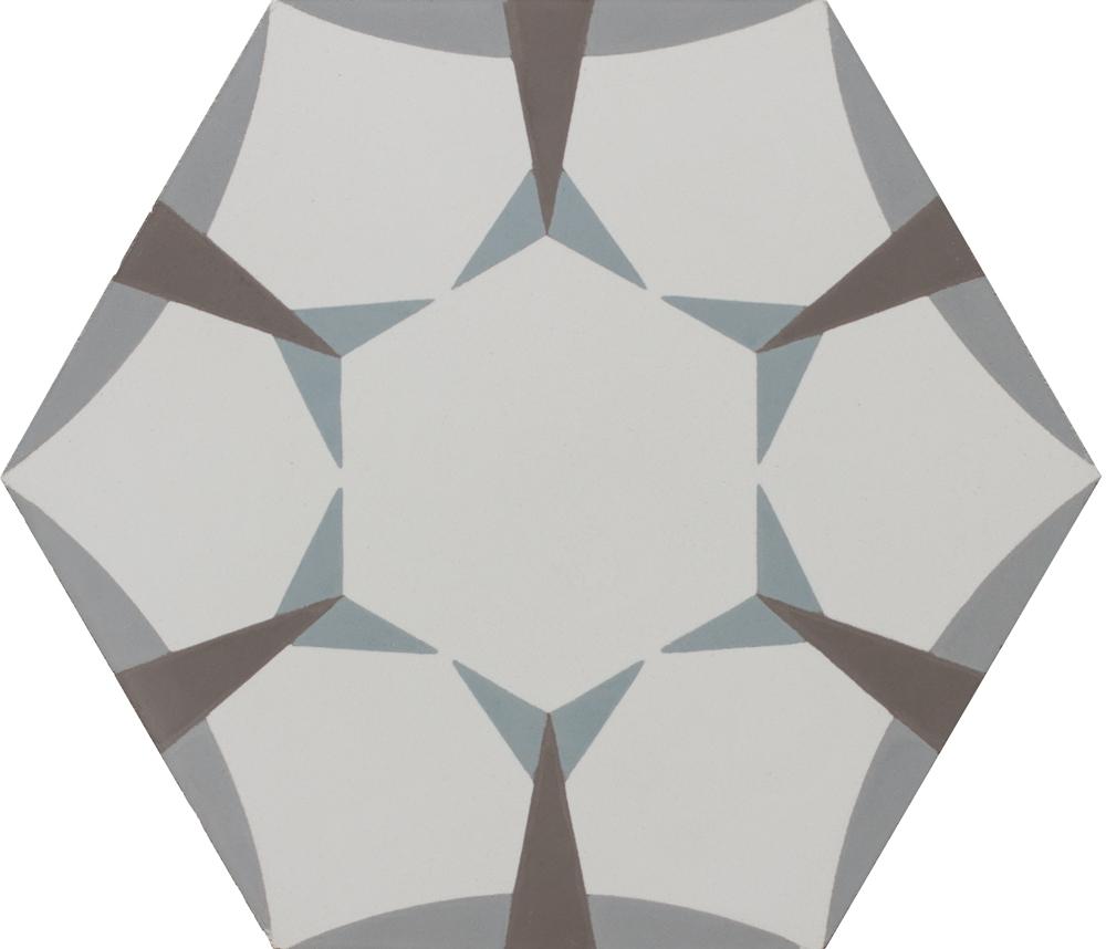 VN Hexagone Conexao S7.6 - Hexagonalne