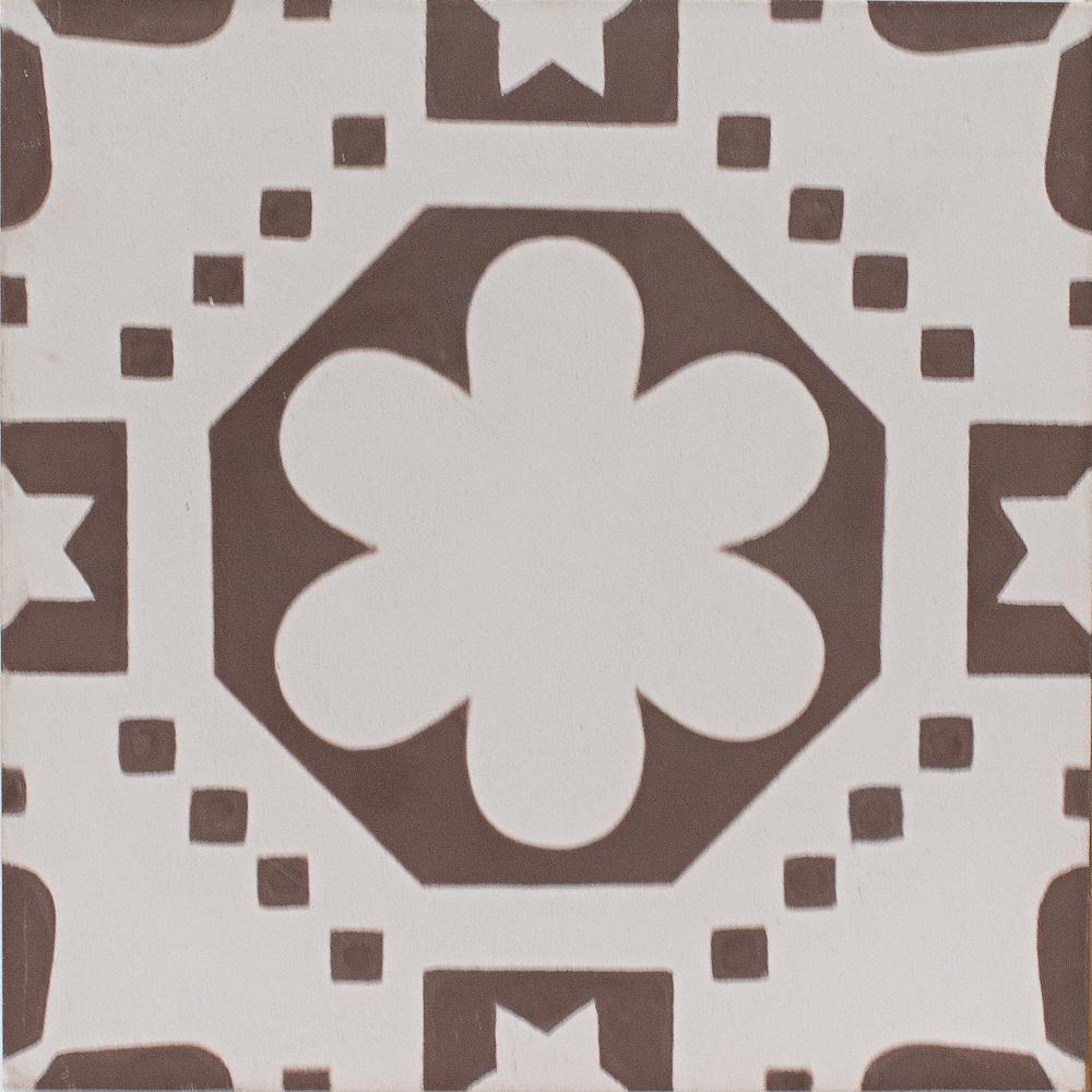 VN OS 25 Chocolate - Płytki 14x14