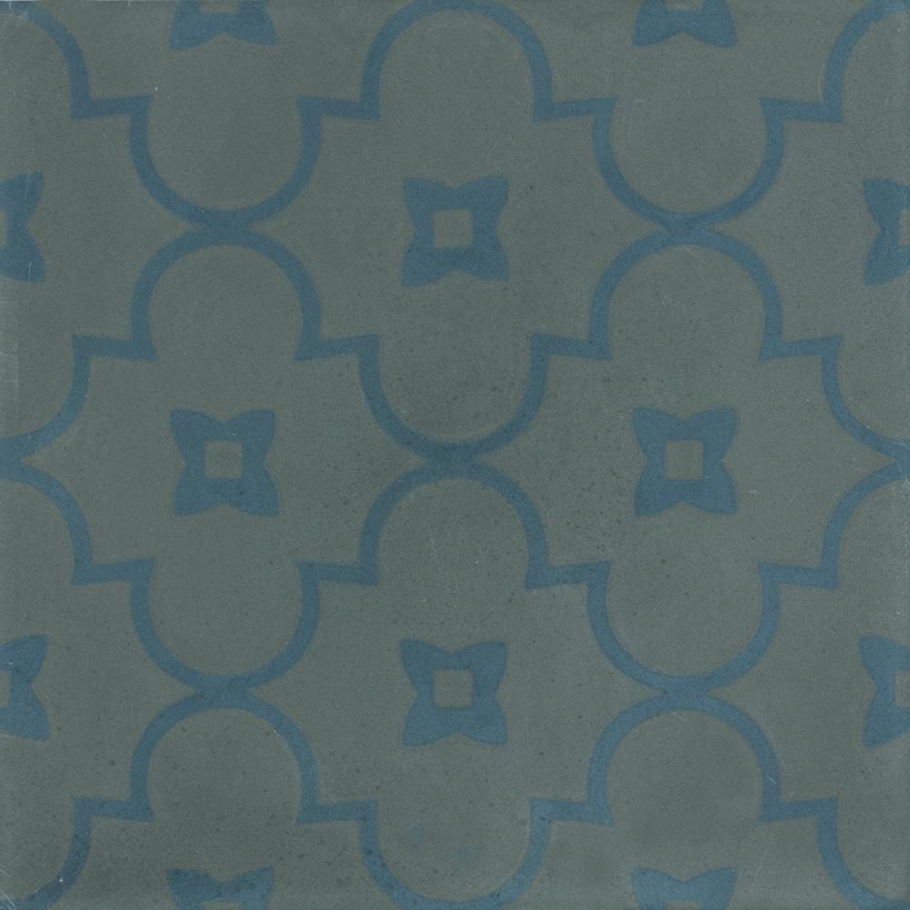 VN Azule 24 Kwart S112 - Płytki cementowe (enkaustyczne)