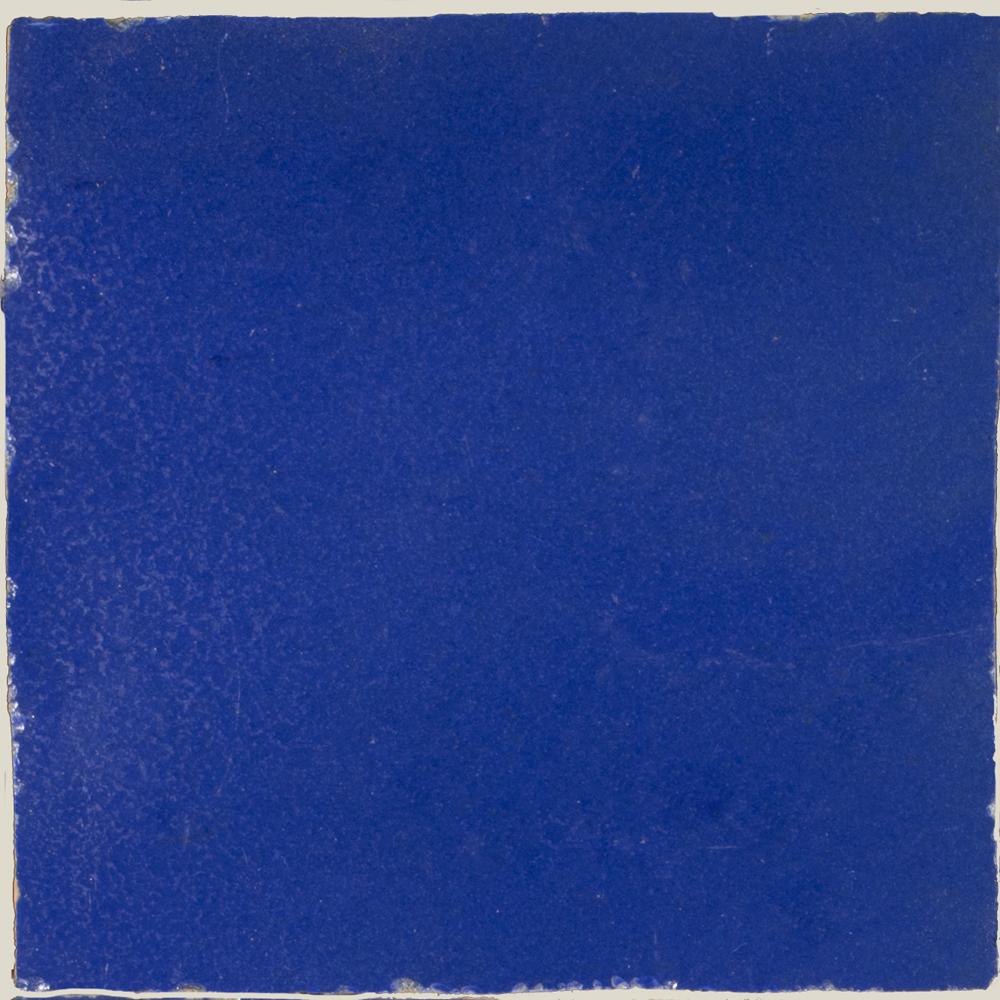 Zellige Bleu Foncee 10x10cm - Marokańskie płytki ścienne