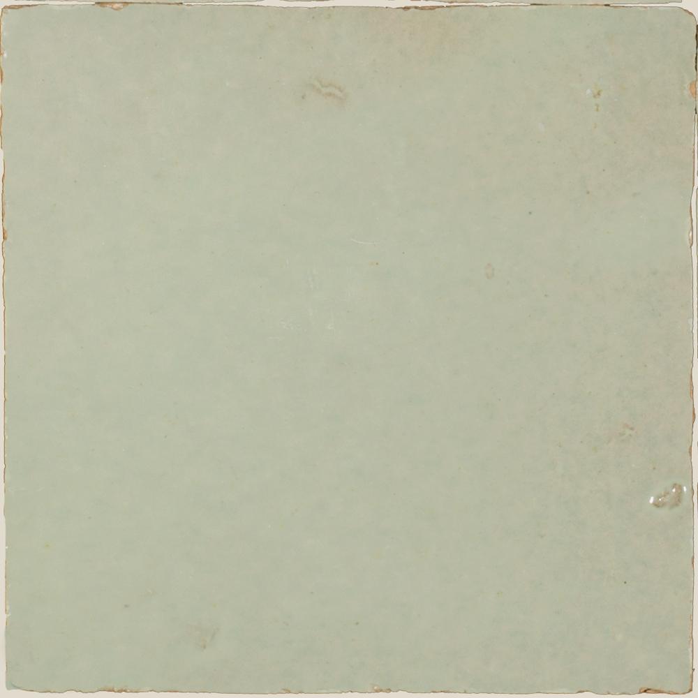Zellige Vert Clair 10x10cm - Zelliges