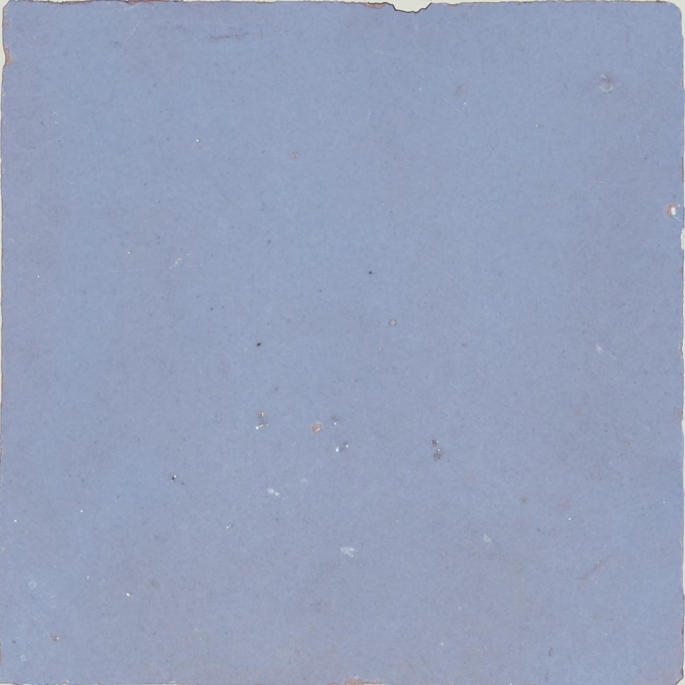Zellige Lavendel 10x10cm - Marokańskie płytki ścienne