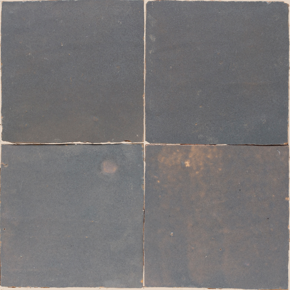 Zellige Anthracite 5x5cm - Zelliges