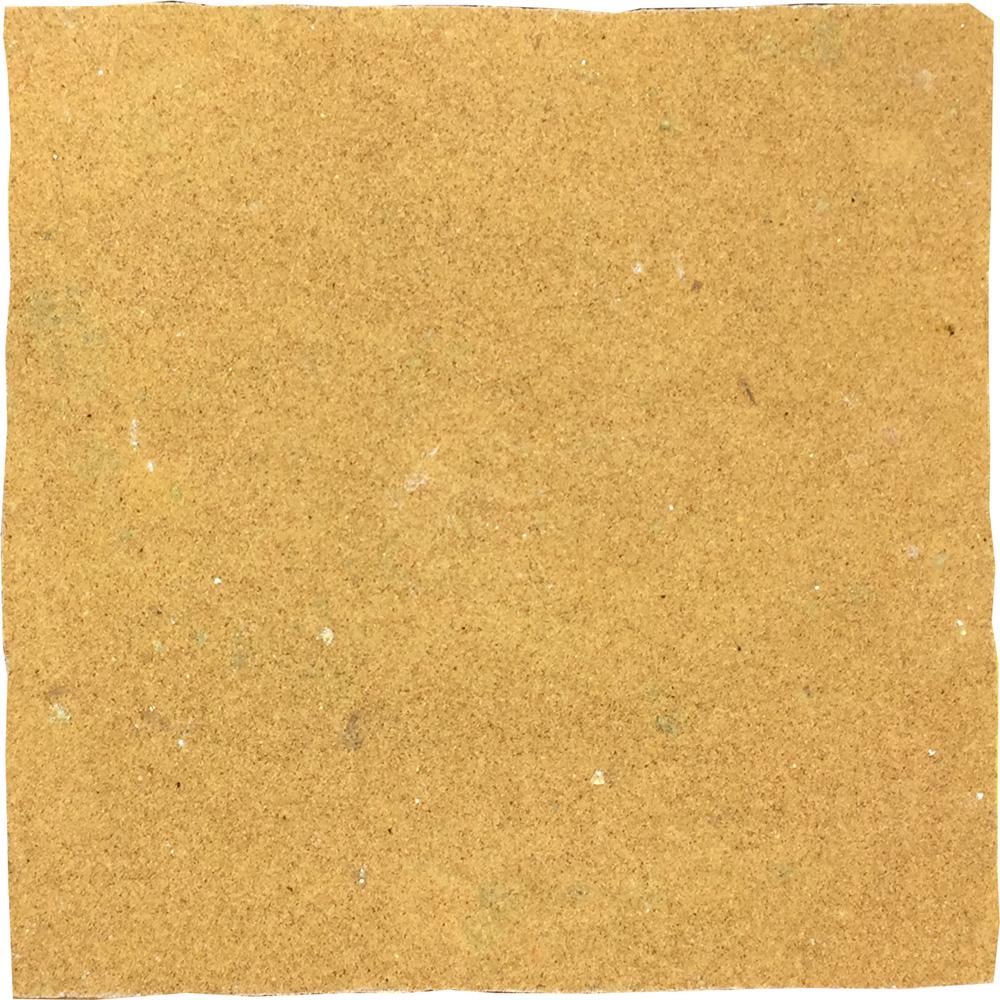 Zellige Jaune D'or 10x10cm - Marokańskie płytki ścienne