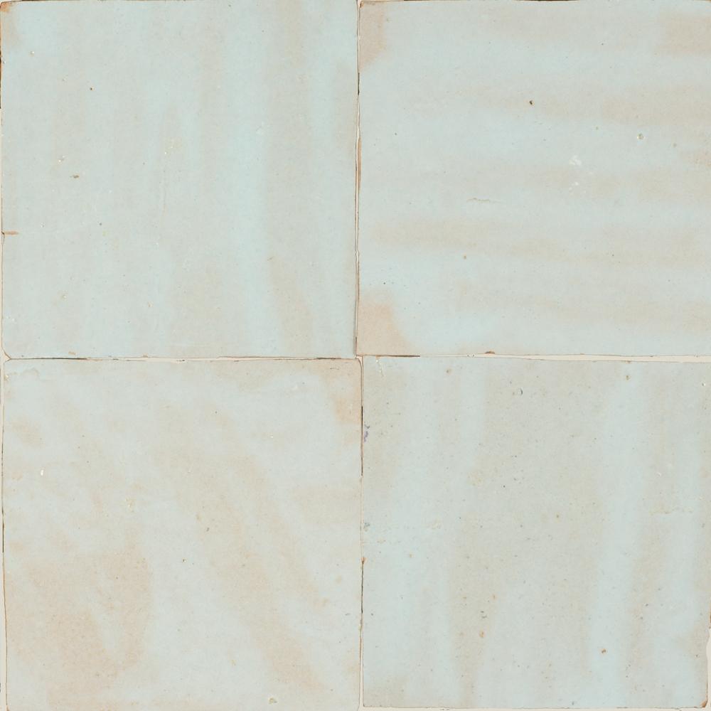 Zellige Bleu Solaire 5x5cm - Marokańskie płytki ścienne