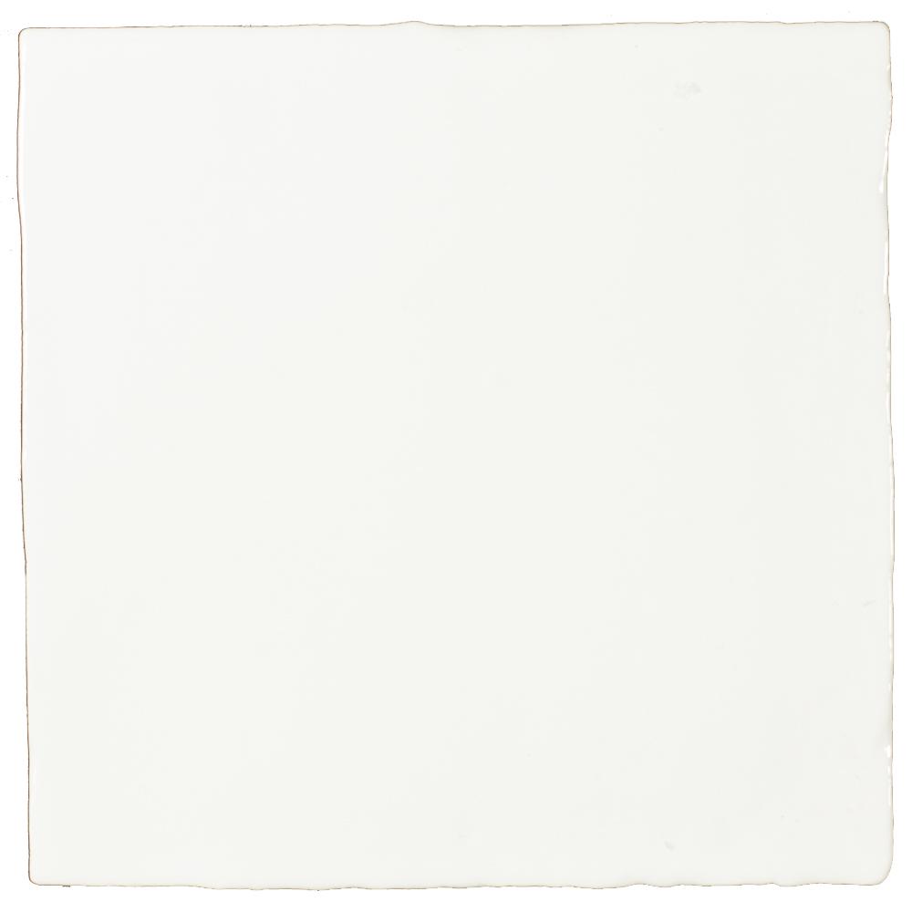 Azulejos Mano Blanco 13x13 - Płytki hiszpańskie