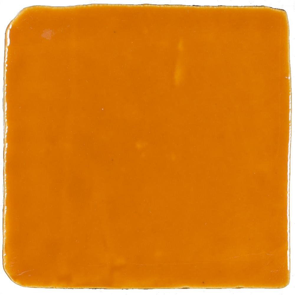 Azulejos Naranja T-10 - Azulejlos