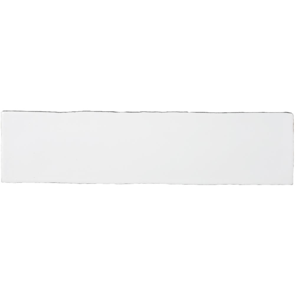 Azulejos AT Manual Blanco Mate 7.5x30 - Płytki hiszpańskie