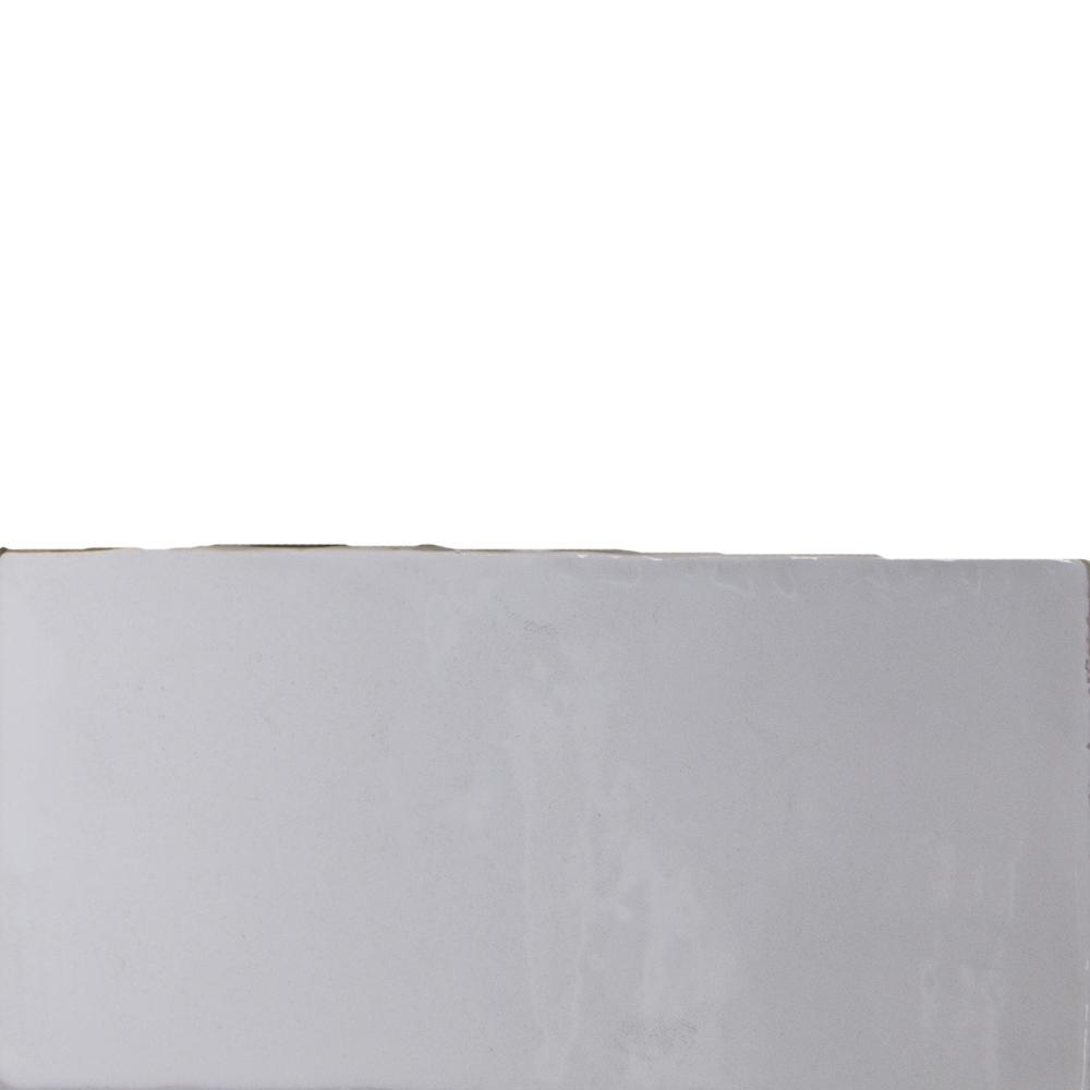 Azulejos AT Manual Blanco Brillo 7.5x15 - Azulejlos