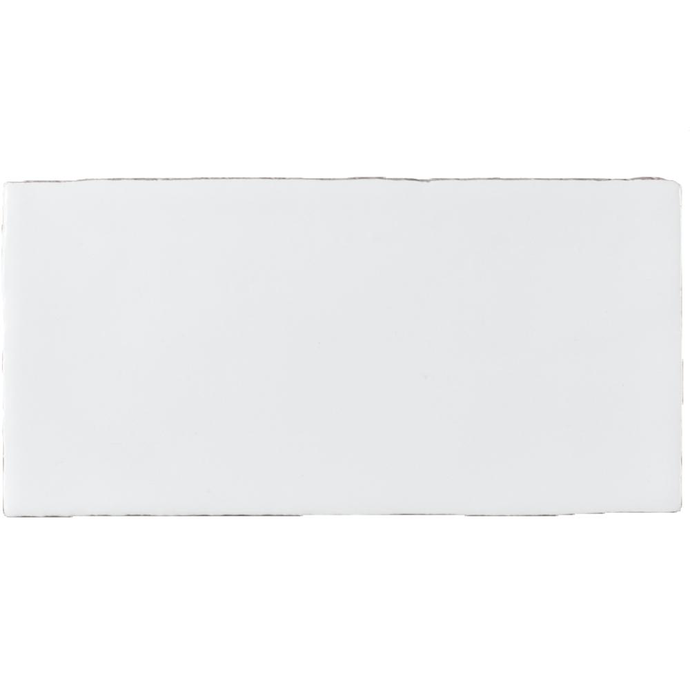 Azulejos AT Manual Blanco Mate 7.5x15 - Azulejlos