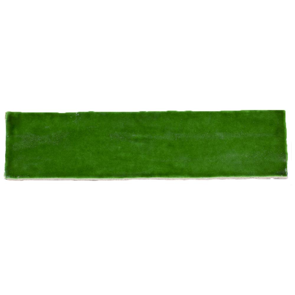 Azulejos AT Manual Verde Cobre 7.5x30 - Płytki hiszpańskie
