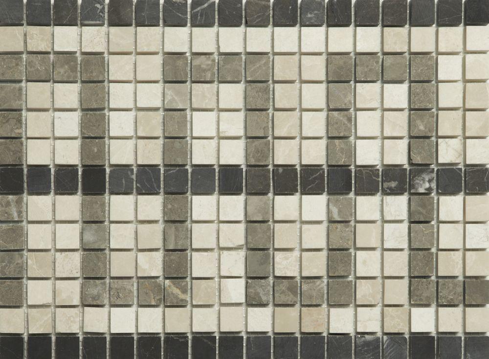 Mosaic Border Pattern Bottocino - Mozaika