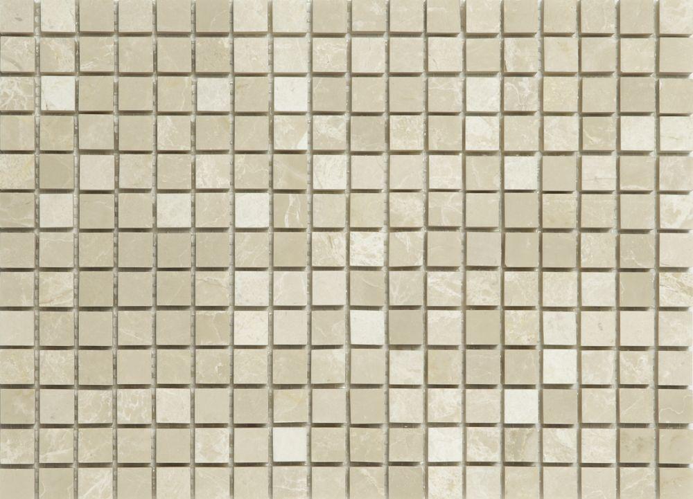 Mosaic Border Plain Bottocino - Mozaika