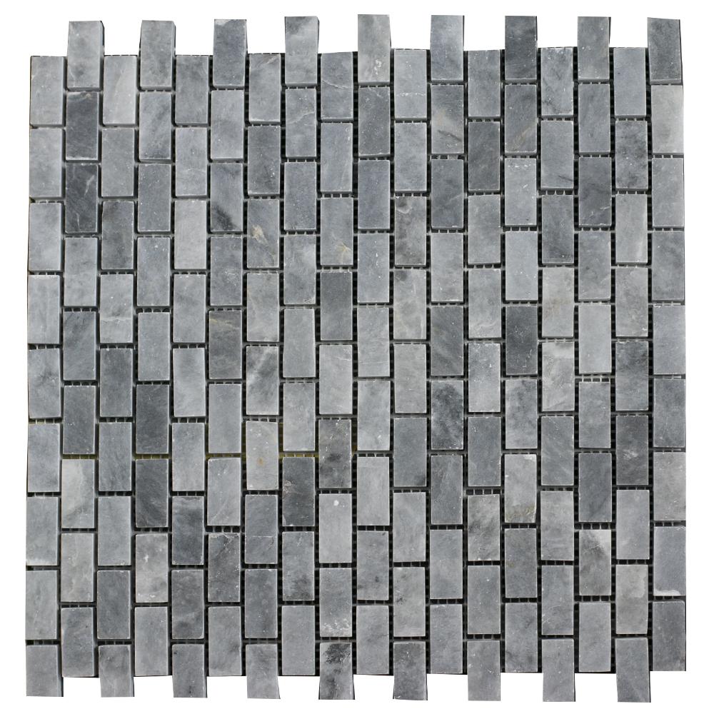 Mosaic Brick Blue Stone - Mozaika
