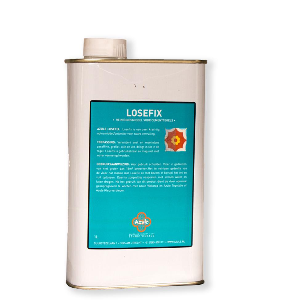 Azule Losefix ( środek rozpuszczający ) - Środki czyszczące