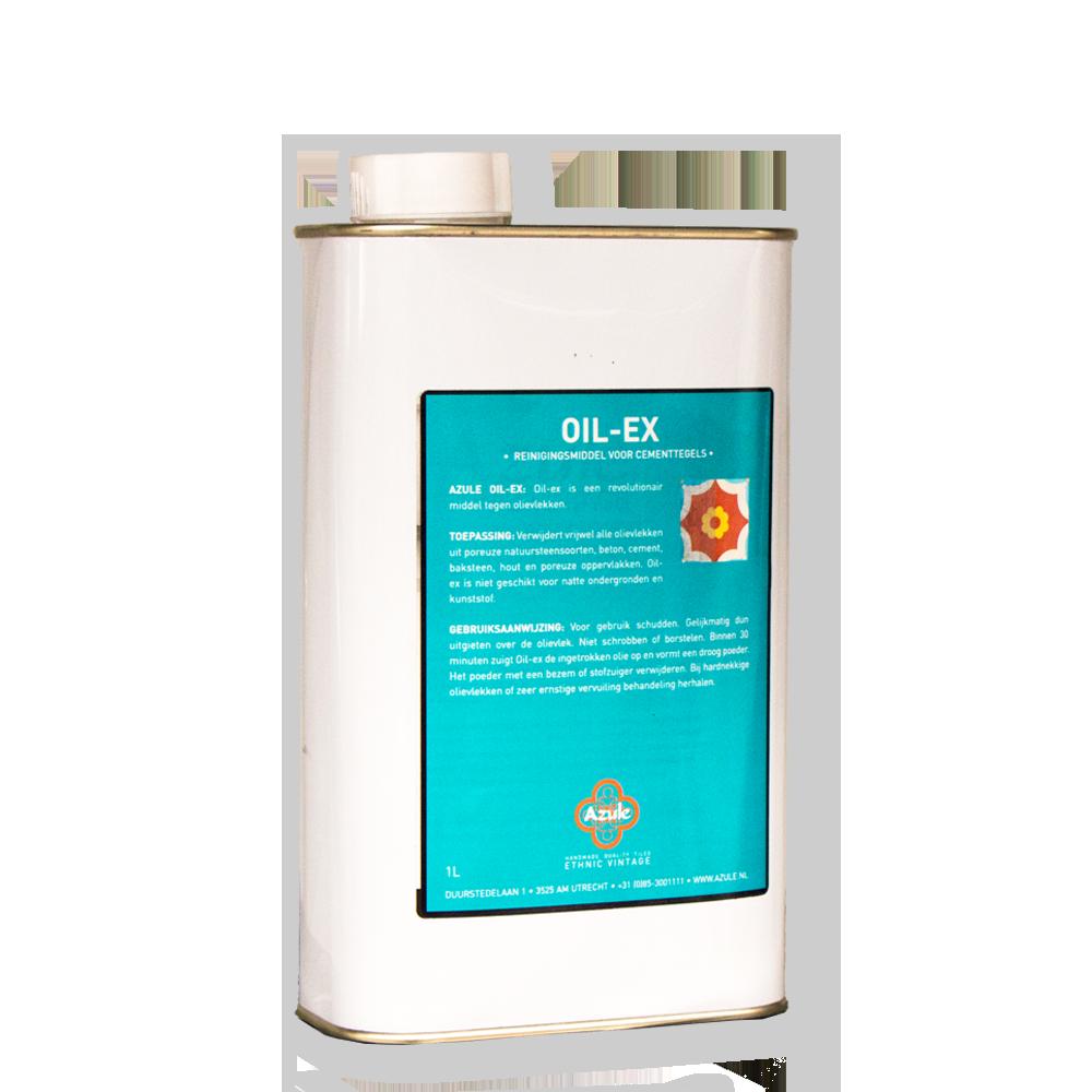 Azule Oil-Ex ( na plamy z oleju ) - Środki czyszczące