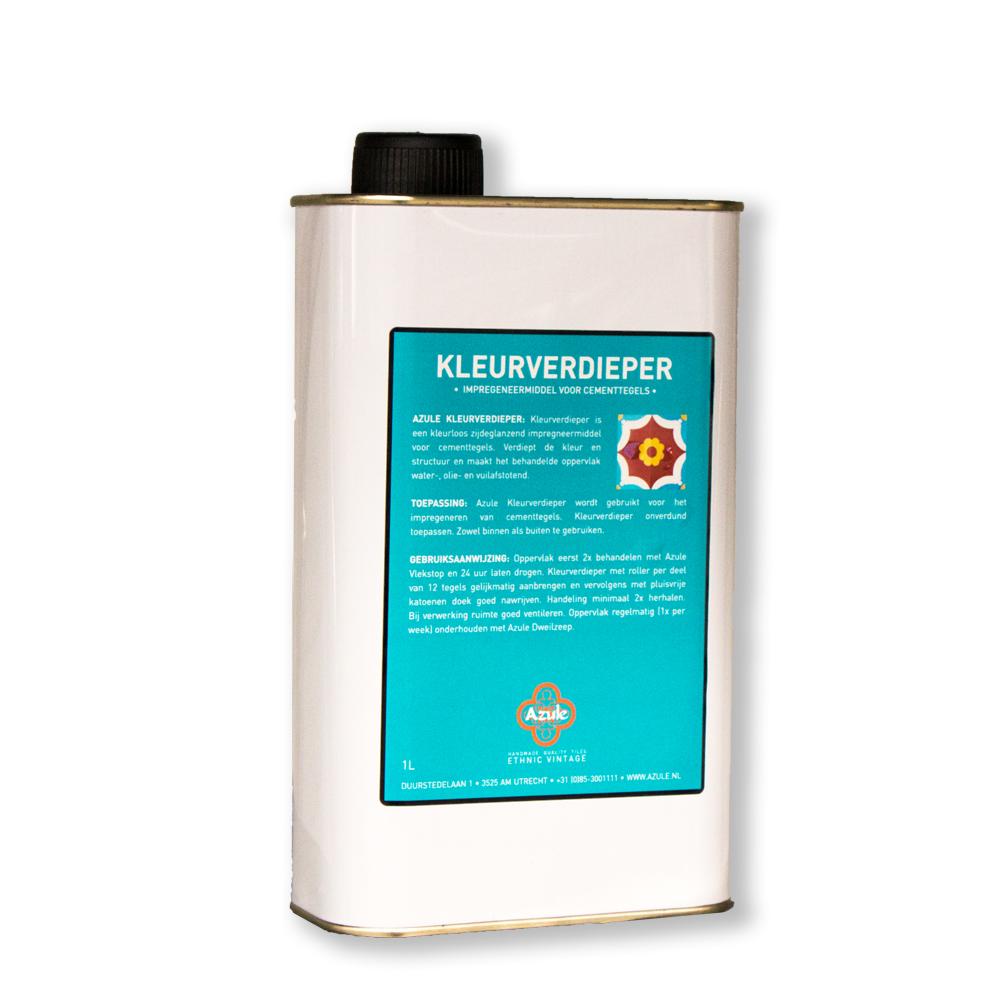 Azule Kleurverdieper 1 liter - Konserwacja