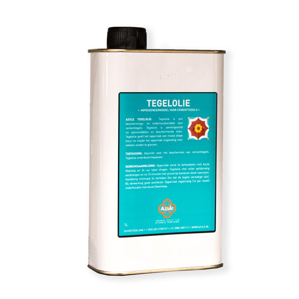 Azule Tegelolie 1 liter - Konserwacja