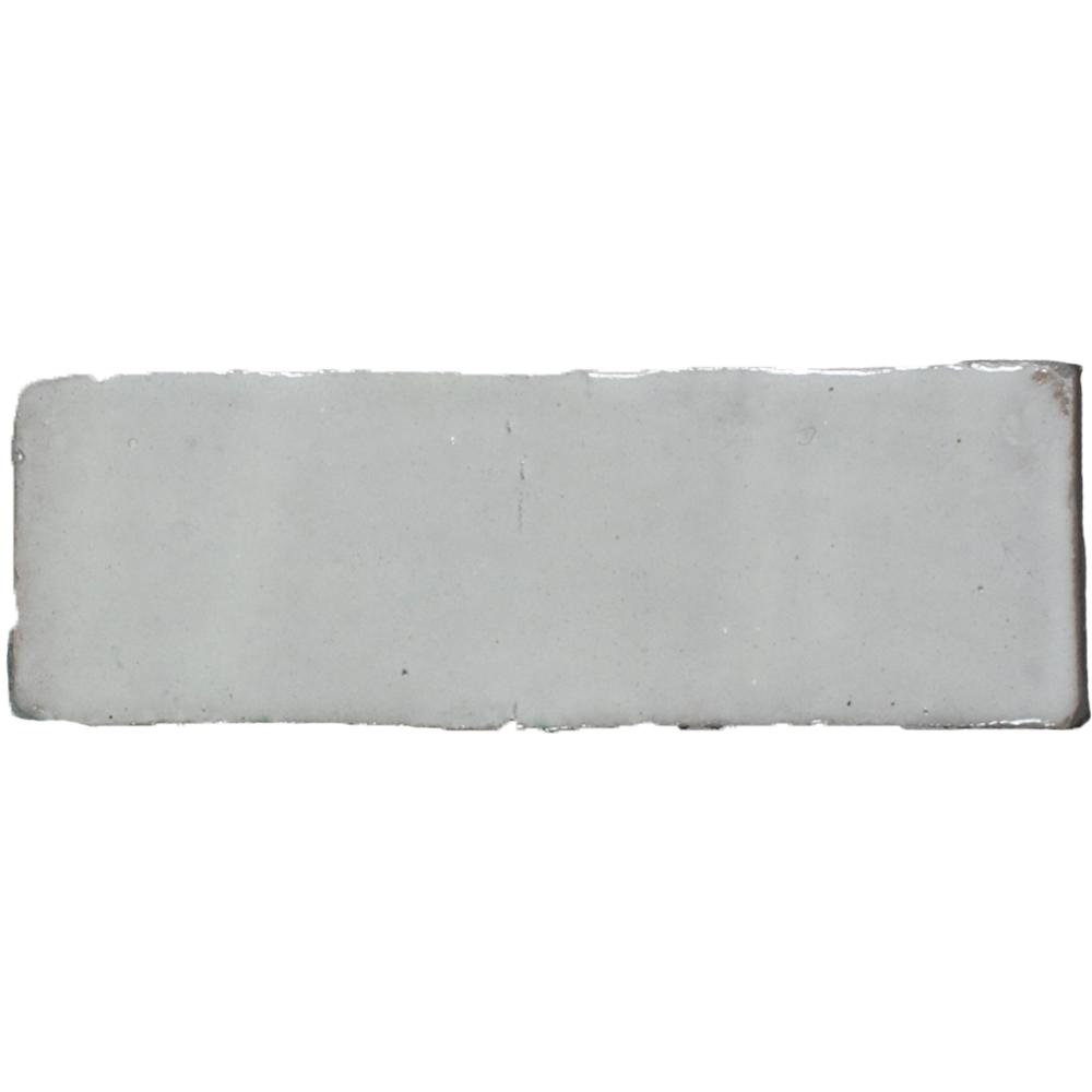 Bejmat Blanc - Marokańskie płytki szkliwione (Bejmat)